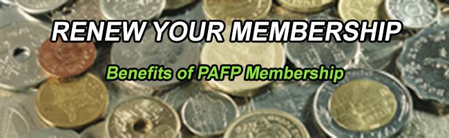 Renew Your PAFP Membership